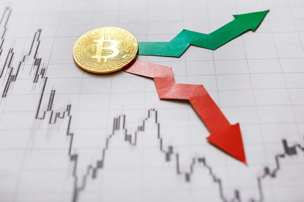 cryptocurrency market is volatile