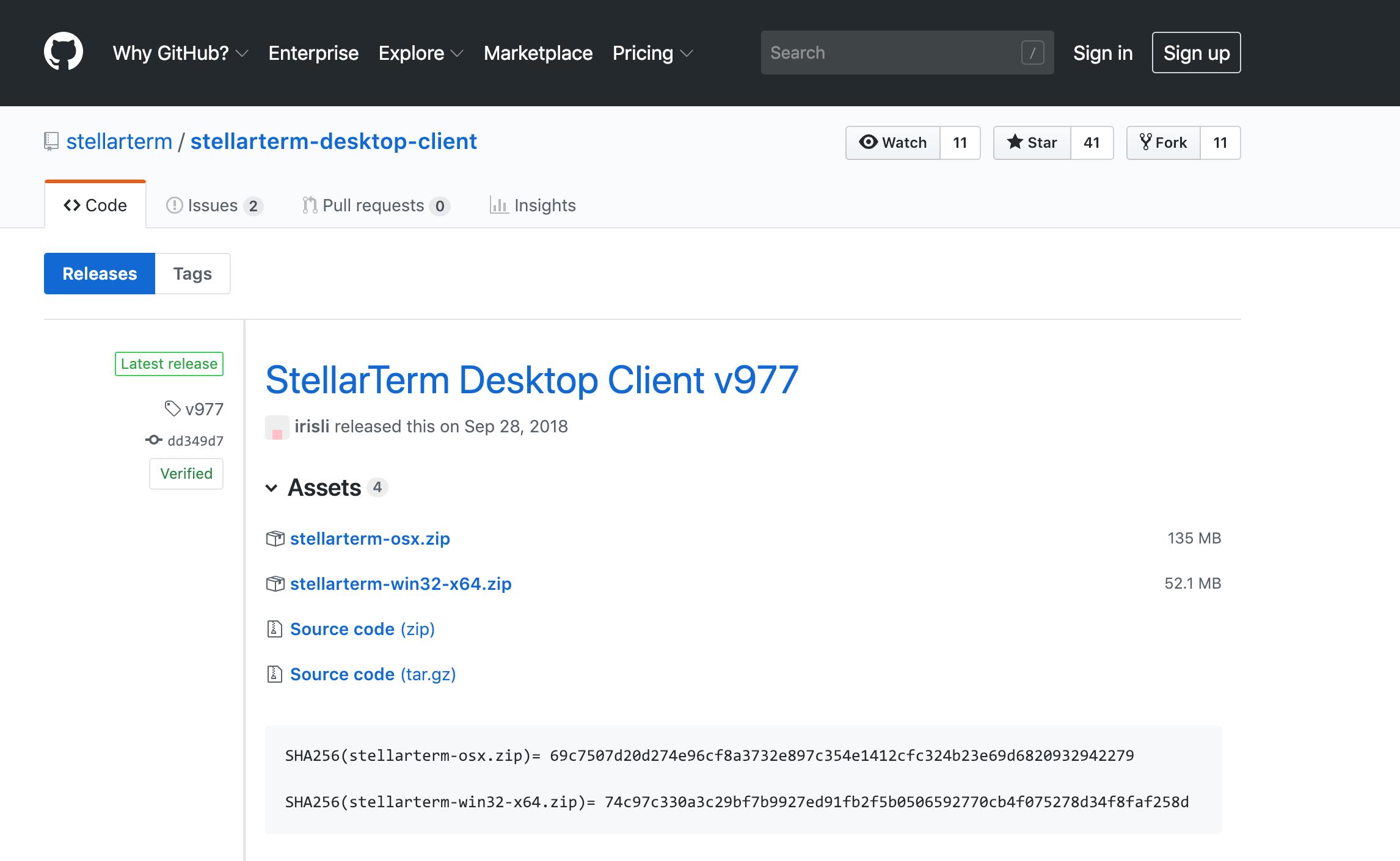 StellarTerm Desktop Client v977