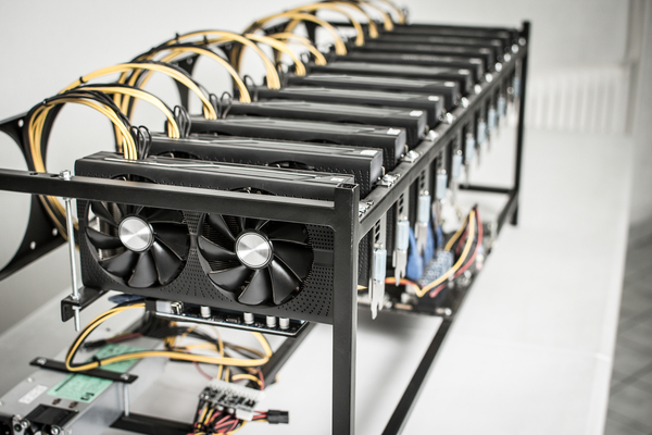 cryptocurrency mining small scale