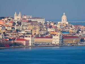 City of Lisbon.