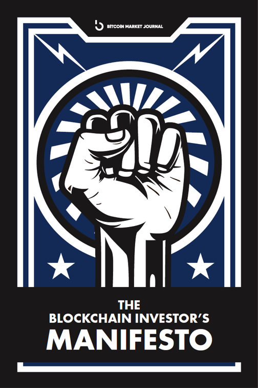 The Blockchain Investor's Manifesto cover.