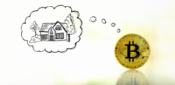 How to Convert Bitcoin to Real Estate (With the Government's Blessing)