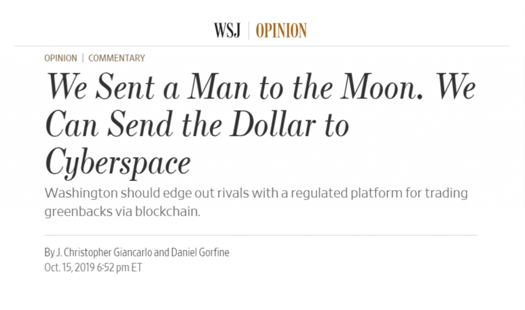 WSJ article.