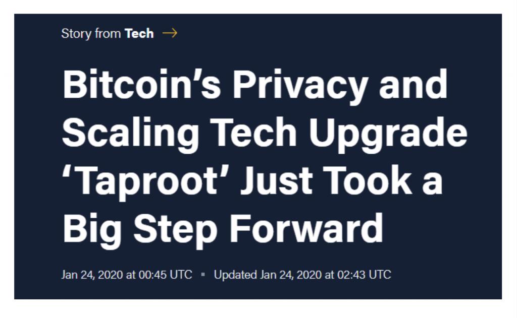 Bitcoin's privacy