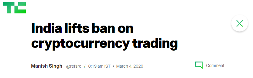 India lifts ban