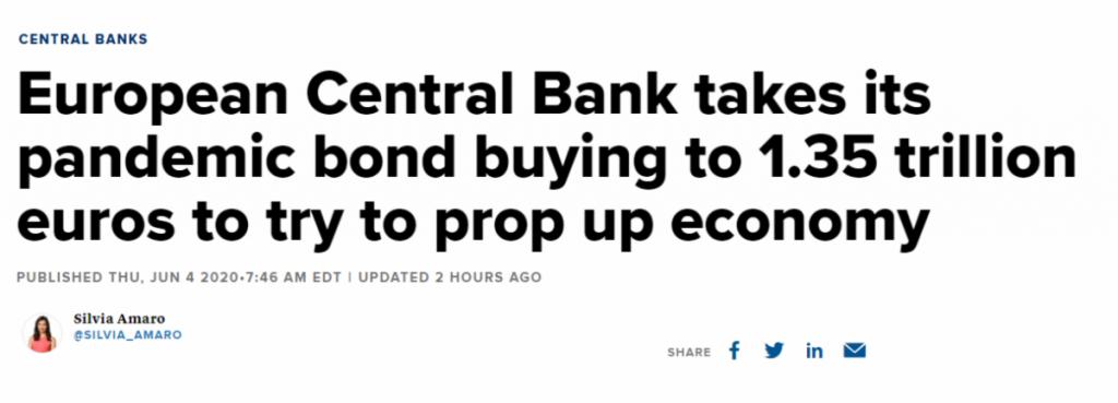 European central bank article