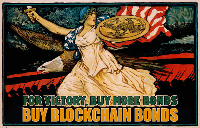 How We'll Advertise and Promote Blockchain Bonds