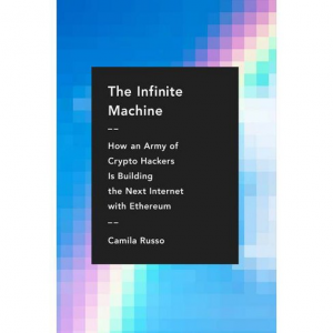 Infinite machine book cover