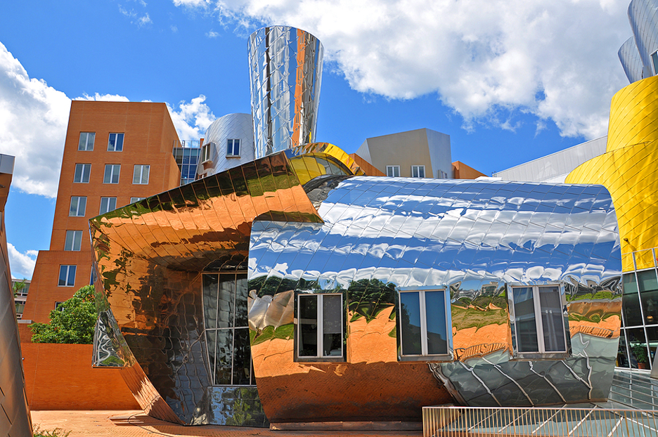 The MIT Stata Center