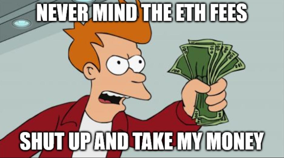 ETH fees