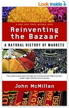 Reinventing the bazaar