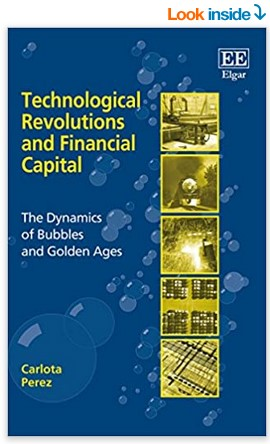 Technology revolutions and financial capitl