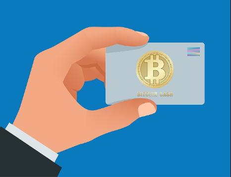 bitcoin cash card kas negerai su bitcoin