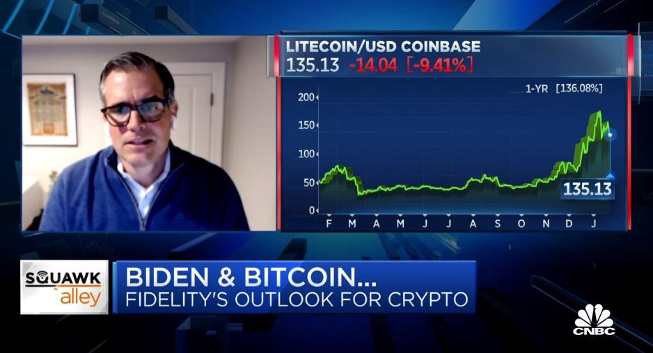 Biden and bitcoin