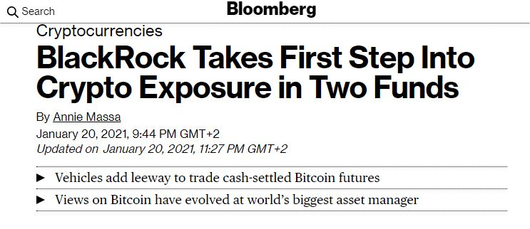 Blackrock article