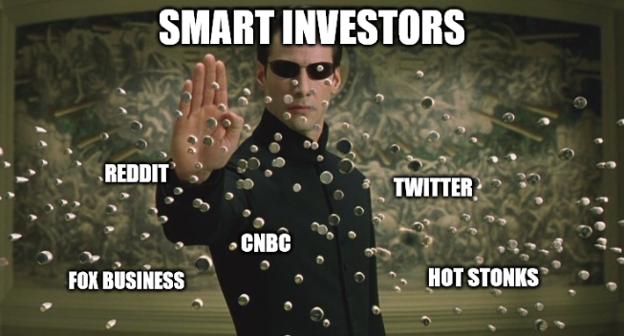 Smart investors