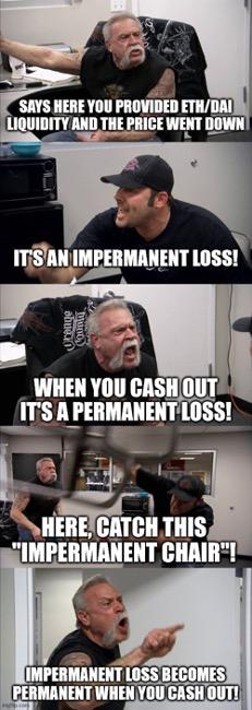 Impermanent meme