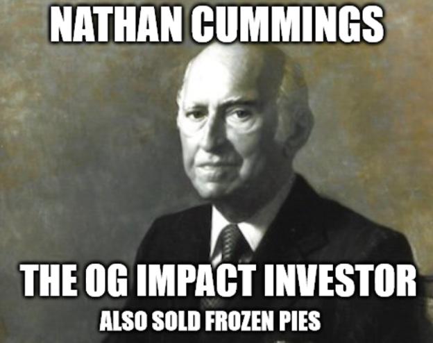 Nathan Cummings