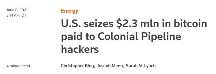US seizes 2.3 mln