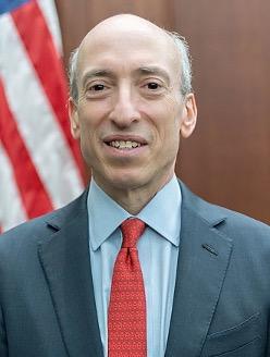 SEC chair Gensler