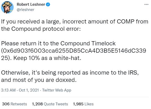 Robert Leshner article