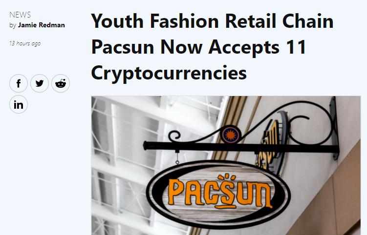 Youth fashion retail chain